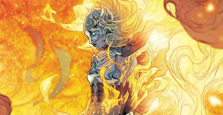 Death Comes for Jane Foster in The Mighty Thor