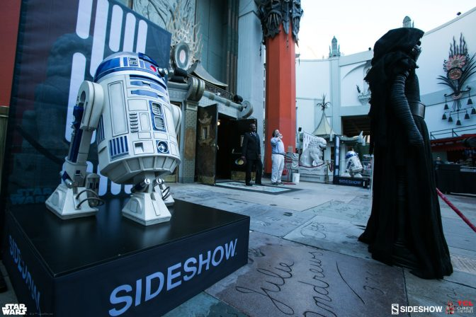 See Pictures from the Star Wars Opening Night Event and Exhibit at TCL Chinese Theatre!