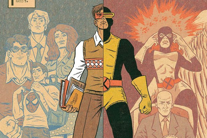 X-Men Grand Design Tackles 30 Years of Mutant History