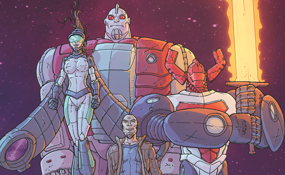 Micronauts Animated Series Coming in 2019