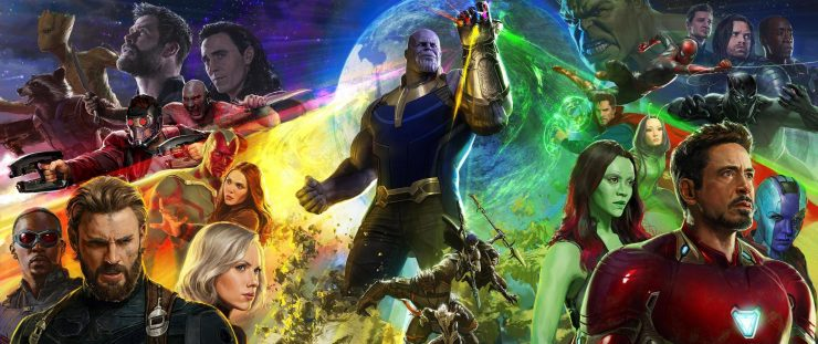 International Release of Infinity War Nearly a Week Before US Release