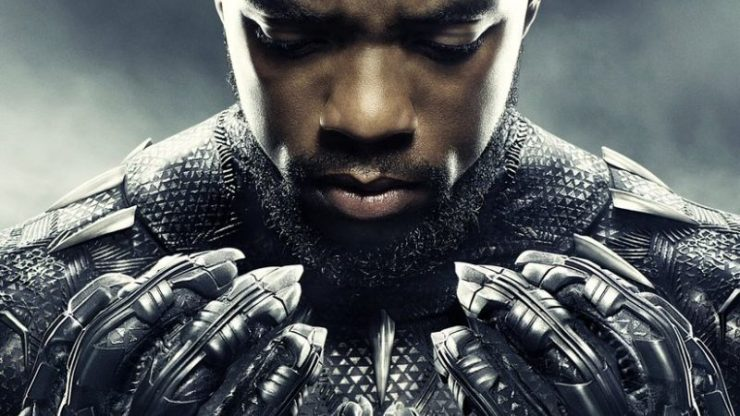 Black Panther Gets New TV Spot