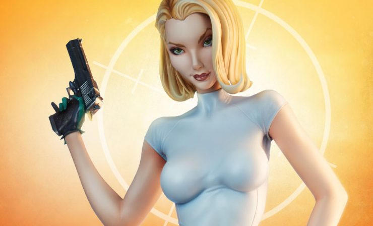 Sideshow Live Sits Down with Special Guest J. Scott Campbell to Talk Danger Girl