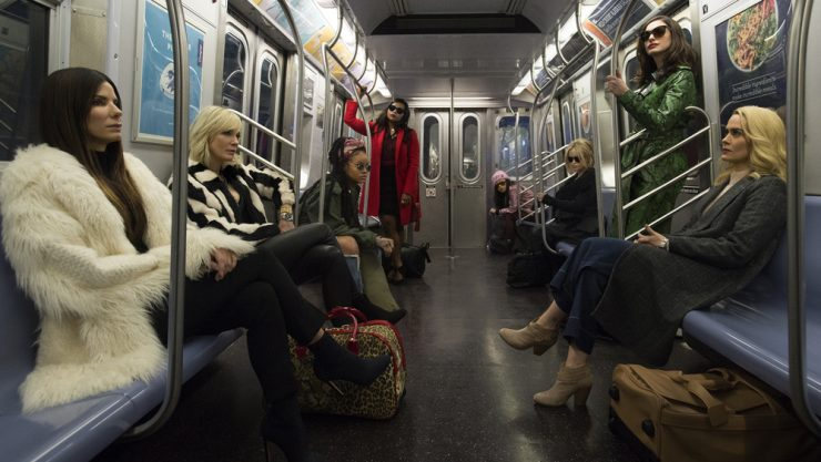 Ocean's 8 Teaser Introduces New Team of Thieves