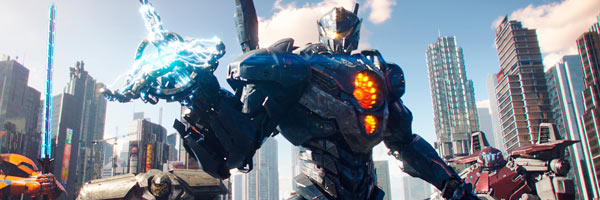 Pacific Rim Uprising Featurette Goes Behind the Scenes