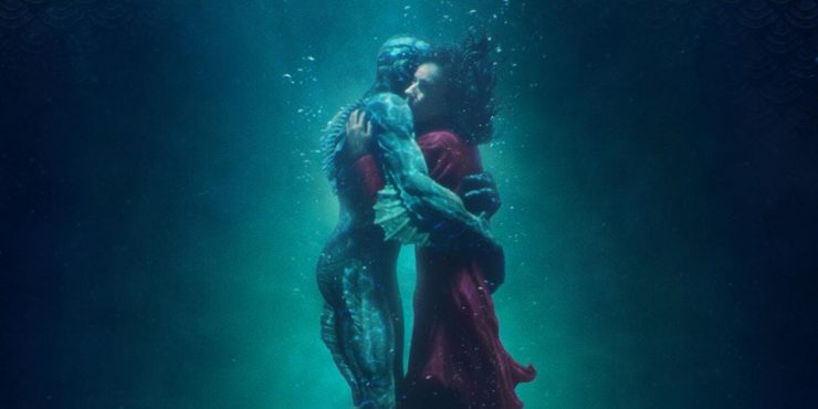 The Shape of Water Wide Release in Theatres