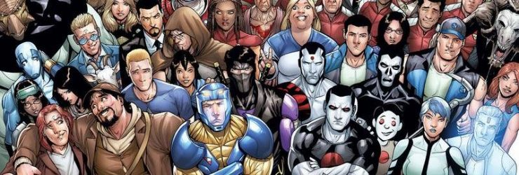 DMG Buys Valiant Entertainment