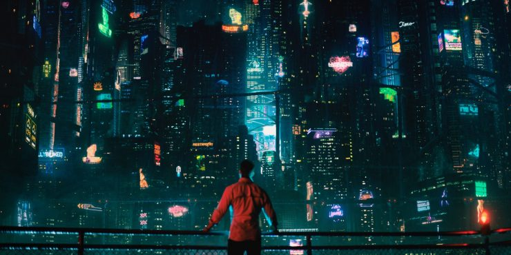 Netflix Trailer for Altered Carbon Shows Cyberpunk Story of Betrayal and Murder