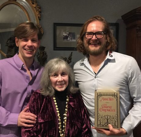 Bryan Fuller Joins Rice Vampire Chronicles Series