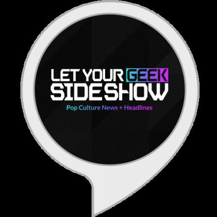 Let Your Geek SideShow with Amazon Alexa