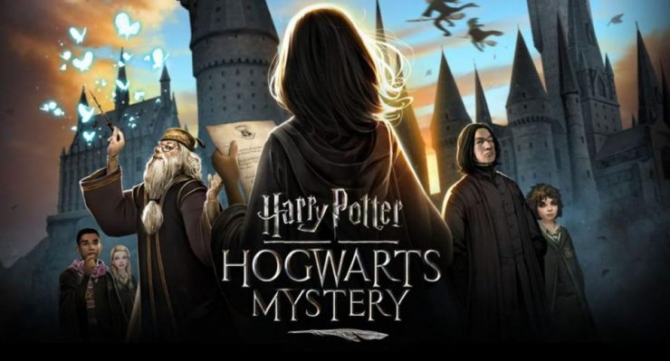 Jam City Shows First Look at Hogwarts Mystery Mobile Game