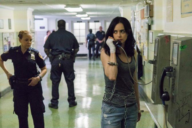 Jones in Chains! New Jessica Jones Season 2 Stills