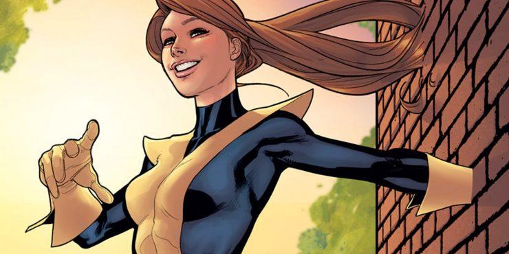 Kitty Pryde X-Men Film in Development