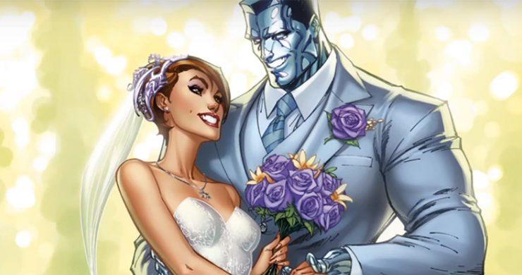 Marvel Announces X-Men Wedding