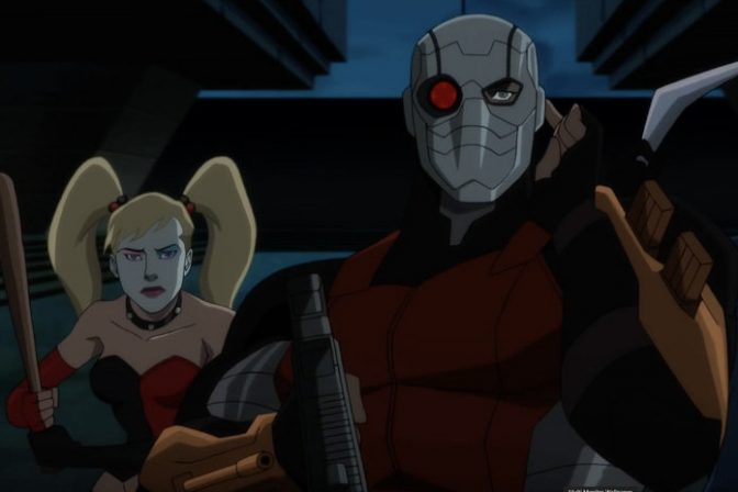 New Suicide Squad: Hell to Pay Trailer