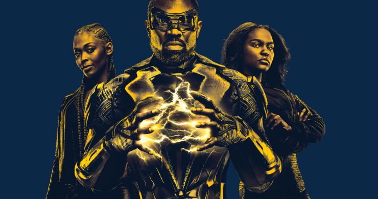 CW Black Lightning Premieres Tuesday, January 16