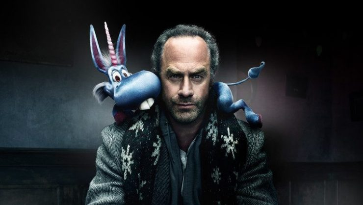 SyFy's Happy! Renewed For Season 2