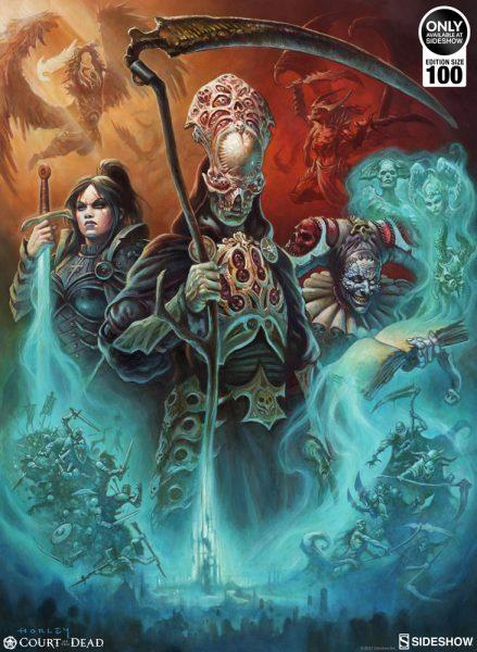 Underworld United Premium Art Print