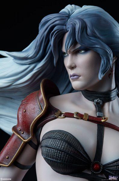 Taarna Premium Format™ Figure- Summon the Silent Warrior from Heavy Metal!
