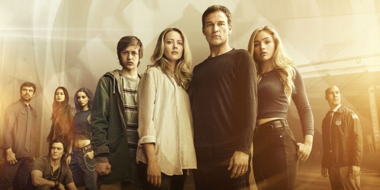 The Gifted Renewed for Second Season as No. 3 Drama of the Year