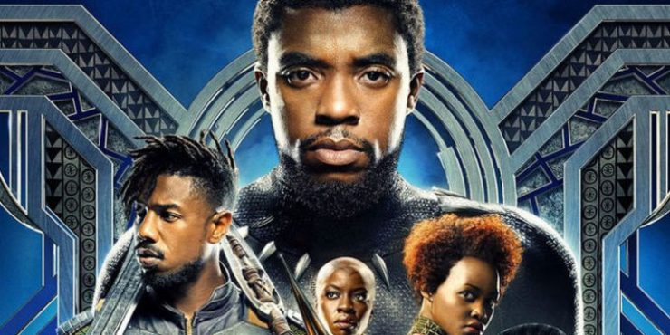 Black Panther Gets PG-13 Rating
