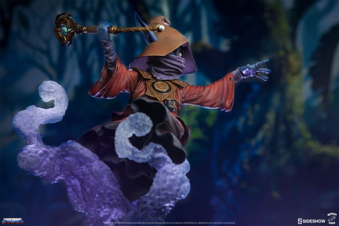 The Orko Statue Brings Magic to the Masters of the Universe Collection!