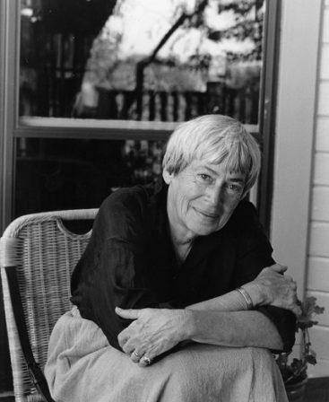 Ursula K. Le Guin Passes Away at 88