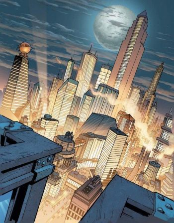 Warner Bros. Orders Live-Action Metropolis Show