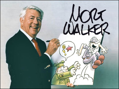 Cartoonist Mort Walker Passes Away at 94