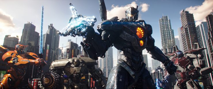 New Pacific Rim Uprising Trailer Features Bigger Monsters