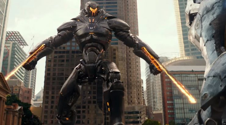 Pacific Rim: Uprising New Poster and Trailer