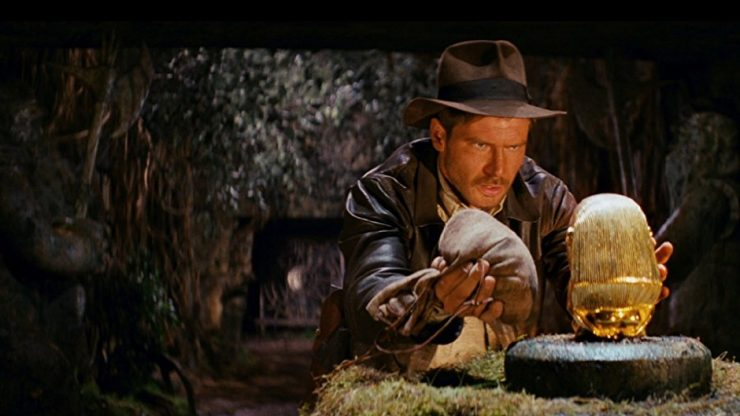 Spielberg Will Direct Indiana Jones 5, To Film in 2019