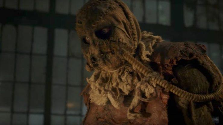 Gotham Recasts Season 4 Scarecrow