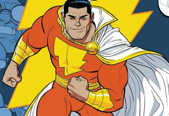 Warner Bros. Sets Shazam! Date