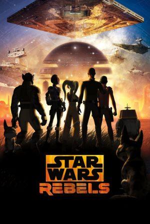 Star Wars Rebels Sets Series Finale