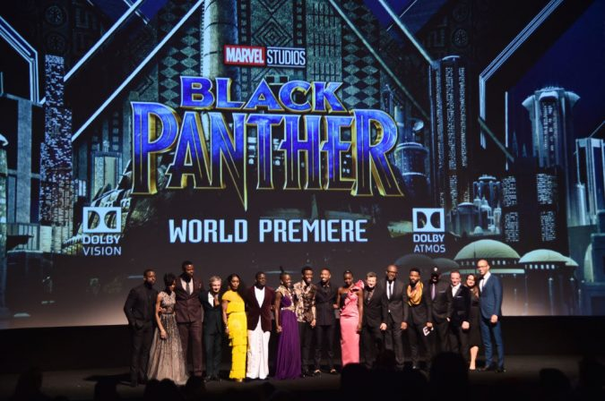 Black Panther World Premiere