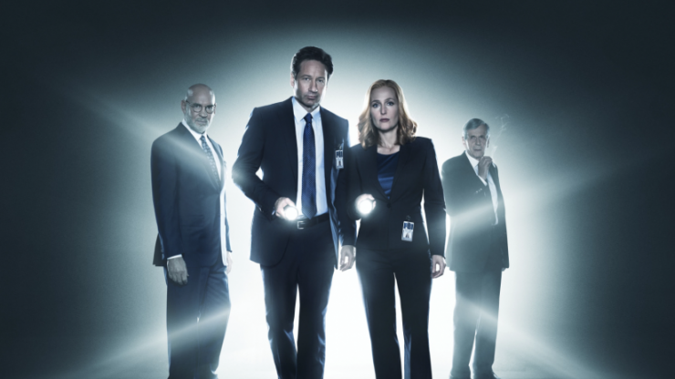 Anderson Announces End of her X-Files Engagement