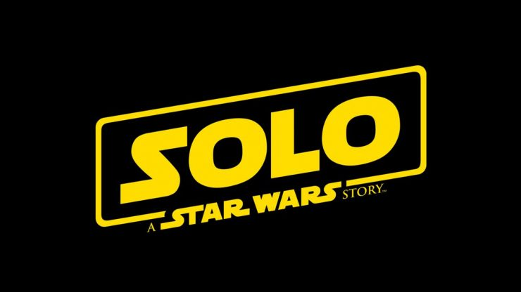 Solo Trailer Releases Monday, February 5