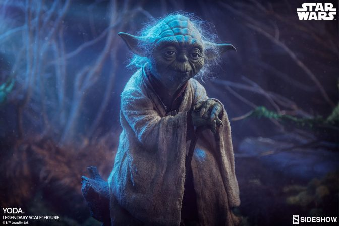 You Seek the Yoda Legendary Scale™ Figure- Take You To Him, We Will!