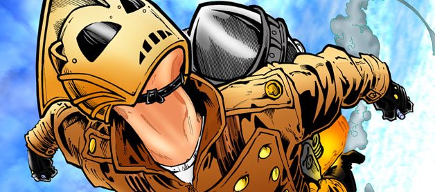 Disney Junior Developing The Rocketeer Animated Series
