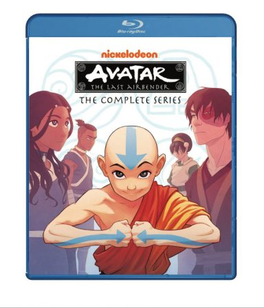 Avatar: The Last Airbender Complete Series on Blu-Ray