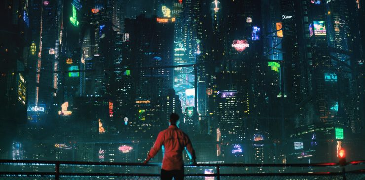 Dark and Thrilling, Altered Carbon Debuts on Netflix