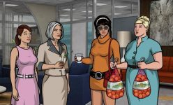 Archer Seasons 1-7