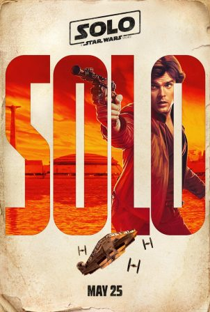 Star Wars Debuts New Solo Posters, Trailer