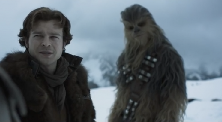 Long-Awaited Solo: A Star Wars Story Trailer Debuts