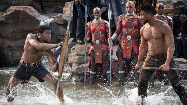 Black Panther Receives Rave Reviews