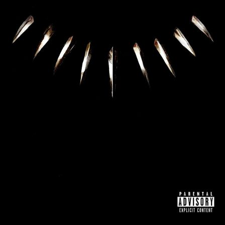 Black Panther The Album Debuts at No. 1