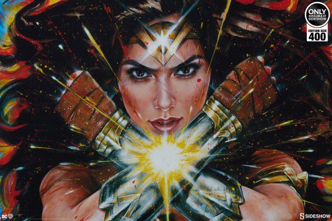 Wonder Woman: Hell Hath No Fury