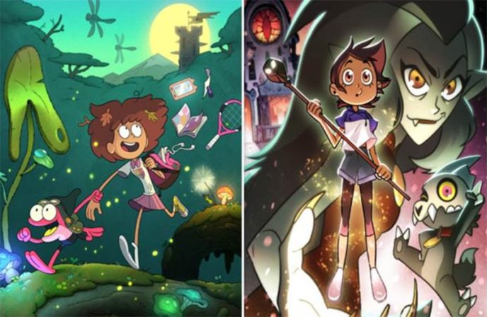 Disney Greenlights Two New Animated Series