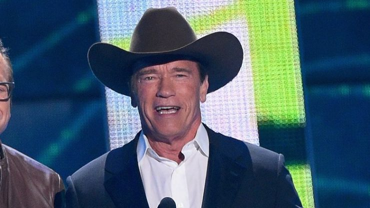 Arnold Schwarzenegger to Star In and Produce Western for Amazon